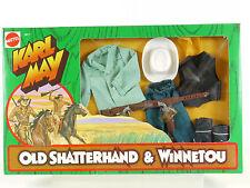 Mattel 9412 Karl May für Big Jim Winnetou Texas Ranger MIB OVP SG 1411-13-44