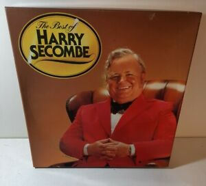 THE BEST OF HARRY SECOMBE - 4 LP READER'S DIGEST VINYL BOX SET GSEC-A-045