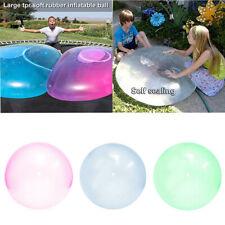 110 cm fantastischer Bubble Ball Wassergefüllte interaktive Gummibälle Outdoor