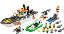 Lego City Coast Guard Set 60014 Coast Guard Patrol 2013 Boxed Complete Bricks