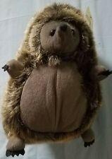 "Hedgehog 11"" Plush Doll Unipak Designs NWT"
