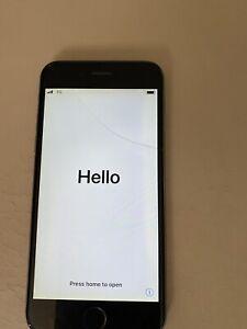 Apple iPhone 6 16gb Black Used Verizon