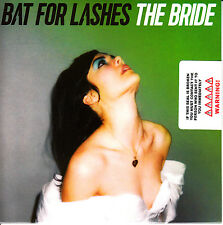 BAT FOR LASHES The Bride 2016 UK numbered 13-trk promo CD SEALED card pic sleeve