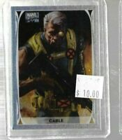 2020 Marvel Masterpieces Cable Limited Edition Holofoil 3 of 20