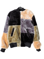The New County Patchwork Bomber Jacket Size Medium rrp £95 DH004 QQ 08
