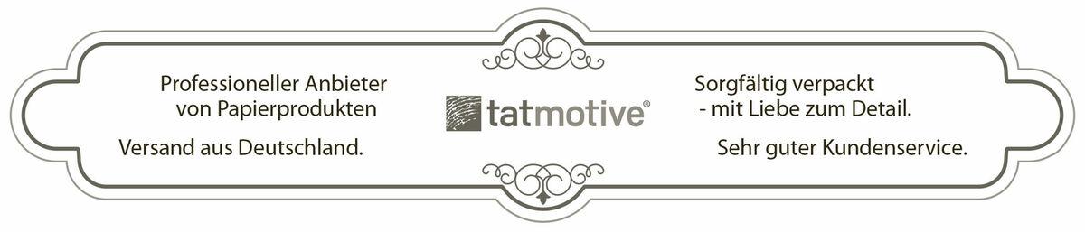 TATMOTIVE Briefpapier