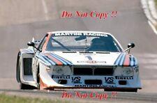 Michele Alboreto LANCIA BETA MONTECARLO TURBO Watkins Glen 1981 fotografia 1