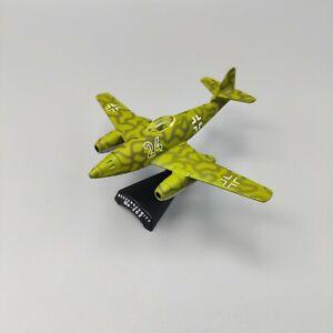 Model Power Postage Stamp Planes Messerschmitt Me 262 Swallow #5357-1 w/ Stand