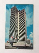 Montreal Quebec Canada Place Ville Marie Unposted Postcard