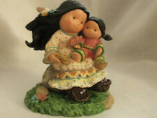 """Friends of the Feather Vintage 2001 """"Walk First, Then Fly"""" Figurine"""