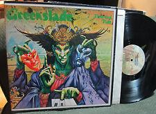 Greenslade Time and Tide lp 4th album Original press gatefold 1975 Prog srm11025