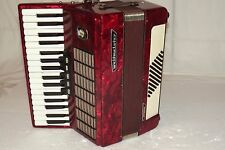 Piano accordion akkordeon WELTMEISTER STELLA 48 bass-Sending after 30 07