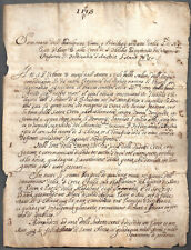 POPE URBAN VIII - FASCINATING 1634  DOCUMENT RE: THE LEFT HARM OF THE HOLY CROSS