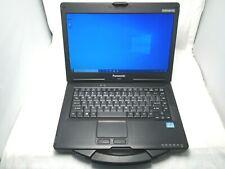 "Panasonic ToughBook CF-53 Rugged Laptop 14"" i5-3320m 2.6Ghz 8GB 120GB SSD DVDRW"
