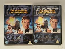 The Man with the Golden Gun James Bond 007 (Ultimate Edition) PAL w/slipcover