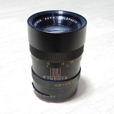 Hanimar 135mm f/3.5 Canon Nikon Fuji Panasonic Olympus Pentax Sony Samsung