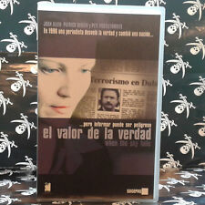 The value of the truth (john mackenzie) vhs joan allen, patrick bergin, pete