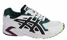 Asics Gel-DS OG Lace Up White Synthetic Leather Mens Trainers H704Y 0190 B81A