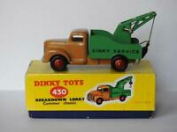 DINKY TOYS V NEAR MINT BOXED COMMER BREAKDOWN LORRY No.430 DINKY SERVICE 1956