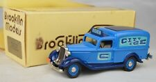 "Mint Condition With Box Brooklin BRK-16A 1935 Dodge ""City Ice-C-Ohio"" Van 1:43"