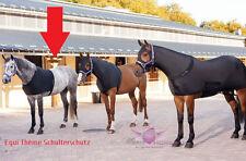 Equi Thème Schulterschutz Brustschutz bei Passformproblem mit Pferdedecken