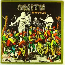 """12"""" LP - Smith  - Minus-Plus - A3652 - RAR - washed & cleaned"""