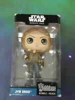 Funko Wobblers Bobble Heads - Star Wars Rogue One - Jyn Erso