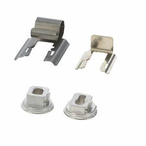 New For Bosch Siemens Neff Cooker Oven Side Shelf Holder Mounting Kit 00420673