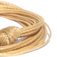Thread Friendship Bracelet Wrap Strap Sand Beige Light Brown Coloured
