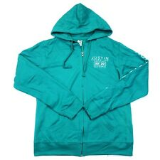 Justin Timberlake 20/20 Experience Full-Zip Women's Hoodie Jacket - L