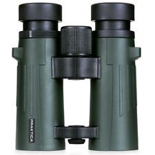Praktica Pioneer 8x42 FMC Roof Prism Waterproof Binoculars: Green
