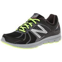 New Balance Men's M690V3 / M690BY3 Running Shoe,Black/Yellow, 10 D US