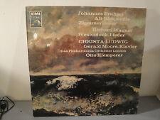 Brahms - Wagner - Otto Klemperer