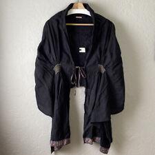 Kapital Embroidered Linen Vest size 1 made in japan