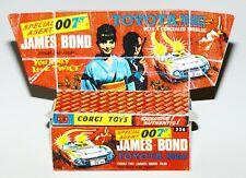 Reprobox Corgi Toys Nr. 336 - James Bond Toyota 2000 GT mit Innendisplay