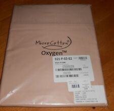 The Company Store Style E5L5 Twin Size Flat Sheet Cameo Pink Micro Cotton Oxygen
