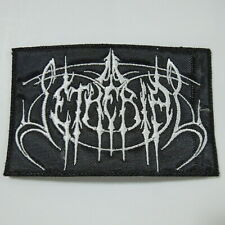 SETHERIAL Band Logo (Embroidered Small Patch) (NEW)