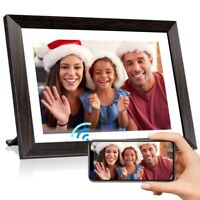 Digital Digital Picture Frame 10.1 Inch WiFi with IPS Touch Screen HD Display