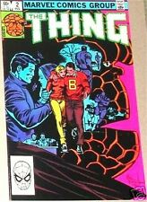 The Thing 2 Fantastic Four Collectors Ben Grimm Byrne