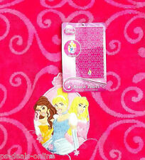 Brand New Disney Princess Beach Towel w/ Embroidered Applique Large 86x160 cm