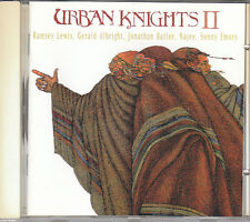 URBAN KNIGHTS - URBAN KNIGHTS II - CD (COME NUOVO)