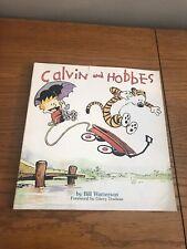 Calvin & Hobbes Books Lazy Sunday Calvin Hobbes by Watterson, Bill Paperbacks