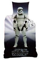 Star Wars Stormtrooper Baumwolle Wende Bettwäsche Set 135 x 200 cm