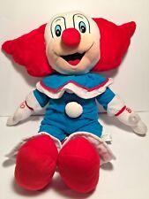 "Bozo The Clown Plush 24"" Toy Network 2002"
