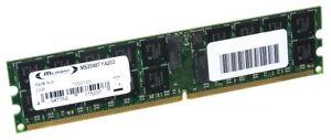 MS MS2048TYA203 2GB 400MHz DDR2 240-PIN ECC