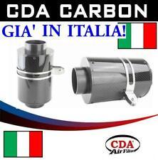 FILTRO ARIA AUTO SPORT CDA CARBON DYNAMIC AIRBOX TIPO BMC+RESPIRO MOTORE+CAVALLI