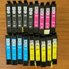 Epson+220+Ink+Cartridges+Empty+-+Ready+for+Refill+-+18+pieces++