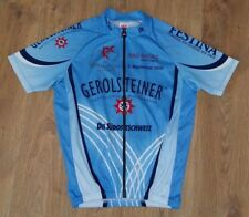 Gerolsteiner Festina Rominger Classic Ole rare vintage cycling jersey size L