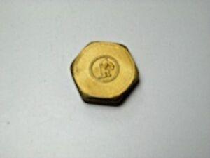 Giacomini Verteilerstopfen Blindkappe Verteiler Stopfen R 594