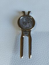 ROYAL  CARA GOLF CLUB DIVOT TOOL AND  MAGNETIC GOLF BALL MARKER